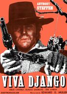 W Django! - French Movie Poster (xs thumbnail)