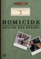 """Homicide: Life on the Street"" - DVD movie cover (xs thumbnail)"