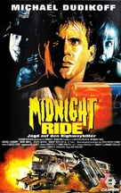 Midnight Ride - German VHS movie cover (xs thumbnail)