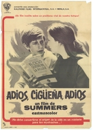 Adiós, cigüeña, adiós - Spanish Movie Poster (xs thumbnail)
