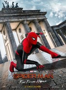 Spider-Man: Far From Home - French Movie Poster (xs thumbnail)