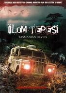 Tasmanian Devils - Turkish Movie Cover (xs thumbnail)