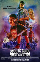 Scouts Guide to the Zombie Apocalypse - Movie Poster (xs thumbnail)
