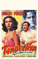 White Cargo - Belgian Movie Poster (xs thumbnail)