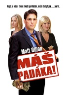 Employee Of The Month - Czech DVD cover (xs thumbnail)