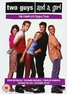 """Two Guys, a Girl and a Pizza Place"" - British DVD cover (xs thumbnail)"