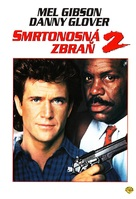 Lethal Weapon 2 - Czech Movie Cover (xs thumbnail)