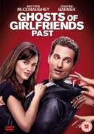 Ghosts of Girlfriends Past - British DVD movie cover (xs thumbnail)