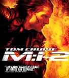 Mission: Impossible II - Blu-Ray cover (xs thumbnail)