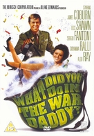 What Did You Do in the War, Daddy? - British DVD cover (xs thumbnail)