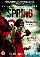 Spring - British Movie Cover (xs thumbnail)