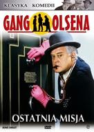 Olsen-bandens sidste stik - Polish DVD cover (xs thumbnail)