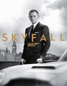 Skyfall - Blu-Ray movie cover (xs thumbnail)