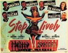 Step Lively - Movie Poster (xs thumbnail)
