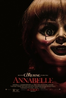 Annabelle - Theatrical movie poster (xs thumbnail)
