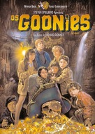 The Goonies - Portuguese Movie Cover (xs thumbnail)