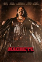 Machete - Spanish Movie Poster (xs thumbnail)