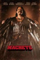 Machete - Spanish Movie Poster (xs thumbnail)