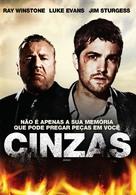 Ashes - Brazilian DVD movie cover (xs thumbnail)