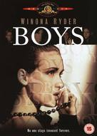 Boys - British DVD movie cover (xs thumbnail)