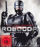 RoboCop - German Blu-Ray movie cover (xs thumbnail)