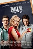 Bad Teacher - Estonian Movie Poster (xs thumbnail)