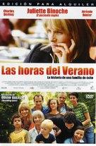 L'heure d'été - Spanish Movie Cover (xs thumbnail)