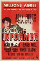 The Informer - Re-release movie poster (xs thumbnail)