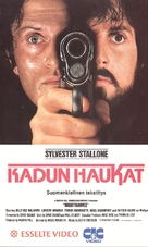 Nighthawks - Finnish VHS movie cover (xs thumbnail)