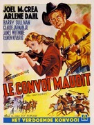 The Outriders - Belgian Movie Poster (xs thumbnail)