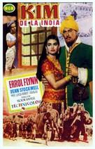 Kim - Spanish Movie Poster (xs thumbnail)
