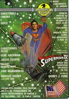 Superman IV: The Quest for Peace - Brazilian Movie Poster (xs thumbnail)