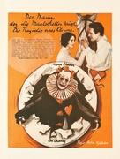 He Who Gets Slapped - German poster (xs thumbnail)