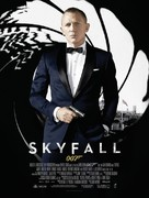 Skyfall - French Movie Poster (xs thumbnail)