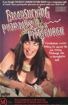 Bloodsucking Pharaohs in Pittsburgh - Australian Movie Cover (xs thumbnail)