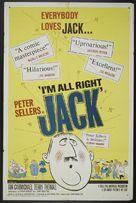 I'm All Right Jack - Movie Poster (xs thumbnail)