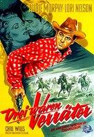 Tumbleweed - German Movie Poster (xs thumbnail)