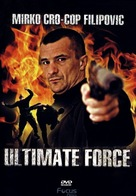 Ultimate Force - Croatian Movie Cover (xs thumbnail)