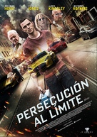 Collide - Mexican Movie Poster (xs thumbnail)