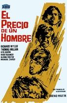El precio de un hombre - Spanish Movie Cover (xs thumbnail)
