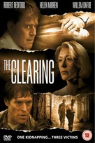 The Clearing - British DVD cover (xs thumbnail)