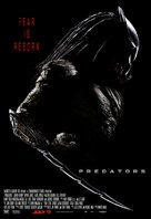 Predators - Teaser poster (xs thumbnail)