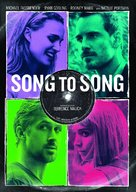 Song to Song - DVD movie cover (xs thumbnail)