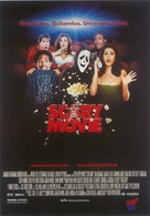 Scary Movie - German Movie Poster (xs thumbnail)