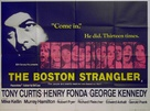 The Boston Strangler - British Movie Poster (xs thumbnail)
