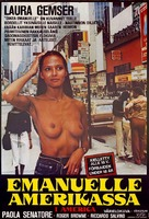 Emanuelle In America - Finnish Movie Poster (xs thumbnail)