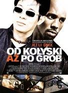 Cradle 2 The Grave - Polish Movie Poster (xs thumbnail)
