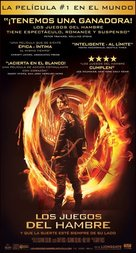 The Hunger Games - Mexican Movie Poster (xs thumbnail)