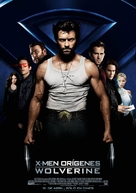 X-Men Origins: Wolverine - Chilean Movie Poster (xs thumbnail)
