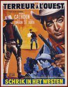 The Gun Hawk - Belgian Movie Poster (xs thumbnail)